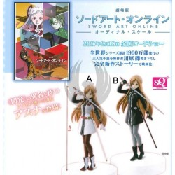 SWORD ART ONLINE ORDINARY SCHOOL SQ FIGURE
