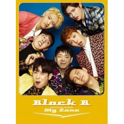 Block B - My Zone (taiwan ver)