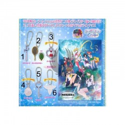 Sailor Moon Crystal Diecast Charm