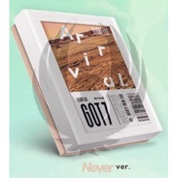 GOT7 /  [FLIGHT LOG : ARRIVAL] (Never ver.)