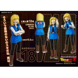DRAGON BALL Z Figure Rise Standar Android 18