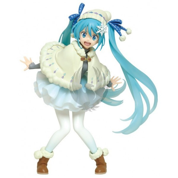 Hatsune Miku Figure Original Winter Clothes Ver.