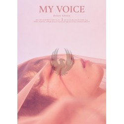 Tae Yeon / Album Vol.1 [My Voice] (Deluxe Edition Blossom Ver.)