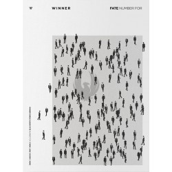 WINNER / Single Album [FATE NUMBER FOR](FOR SEOUL ver.)