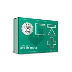 BTS / [DVD] BTS 3rd MUSTER [ARMY.ZIP+]