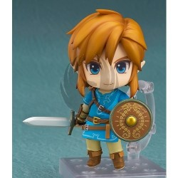 LINK ZELDA BREATH OF THE WILD NENDOROID