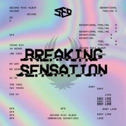 SF9 / Mini Album Vol.2 [Breaking Sensation]