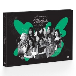 "GIRLS' GENERATION/ 4th Tour ""PHANTASIA"" in Seoul DVD"