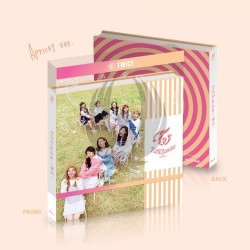 TWICE - TWICEcoaster : LANE 1 [Apricot Ver.]