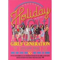 GIRLS' GENERATION - HOLIDAY NIGHT [Holiday Ver.]