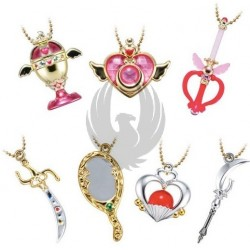 SAILOR MOON 3 LITTLE CHARM