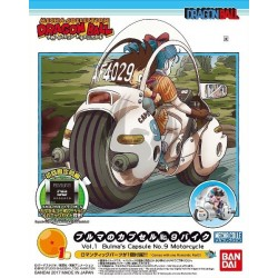 Dragon  Bulma's Capsule No.9 Motorcycle