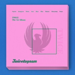 TWICE - 1st Album TWICETAGRAM [A Ver.]