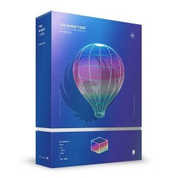 BTS - 2017 THE WINGS TOUR in Seoul DVD
