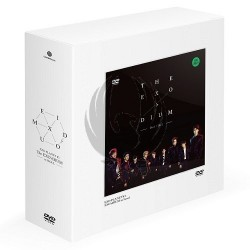 EXO PLANET 3 The EXO' rDIUM in Seoul Live DVD