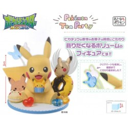 POKEMON SUN & MOON POKEMON TEA PARTY PICACHU NO OKASHI COLLECTION