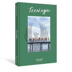 SEVENTEEN - 2º Album TEEN, AGE  [Green Ver.]