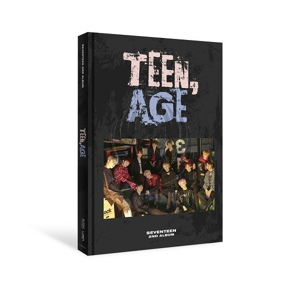 SEVENTEEN - 2º Album TEEN, AGE [RS Ver.]