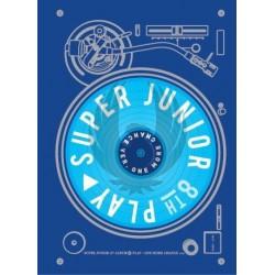 SUPER JUNIOR - 8º Album PLAY [One More Chance Ver.]
