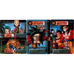 Dragon Ball GT Carddass Hondan Part 29