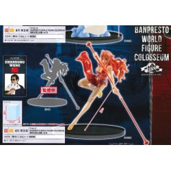 ONE PIECE BANPRESTO WORLD FIGURE COLOSSEUM VOL.6 Nami