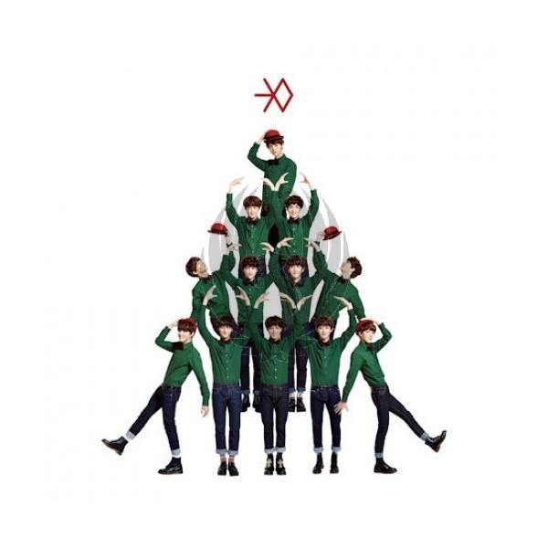 EXO MIRACLES IN DECEMBER [KOREAN VER]