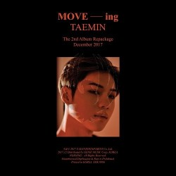 TAEMIN - 2º Album Repackage MOVE-ing