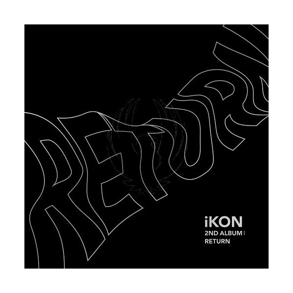 IKON - 2 Album RETURN [Black Ver.]