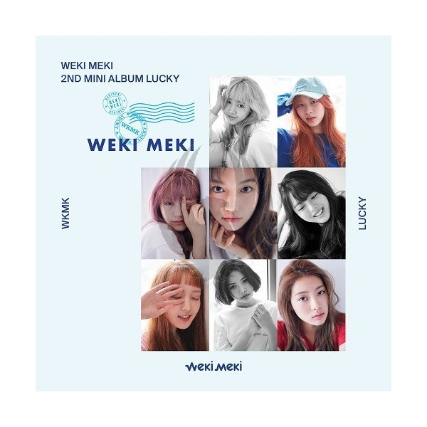 WEKI MEKI - LUCKY [Lucky Ver.]