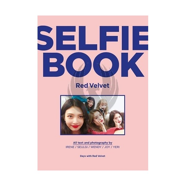 RED VELVET - SELFIE BOOK : RED VELVET