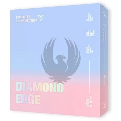 SEVENTEEN - 2017 1st World Tour DIAMOND EDGE in Seoul Concert DVD