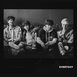 WINNER - 2 Album EVERYD4Y [Night Ver.]