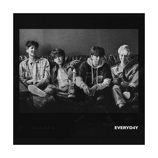 WINNER - 2 Album EVERYD4Y [Night Ver.]