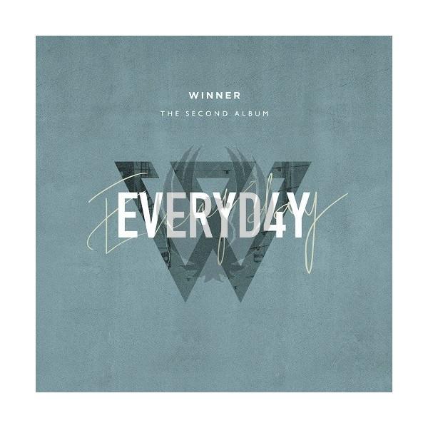 WINNER - 2 Album EVERYD4Y [Day Ver.]