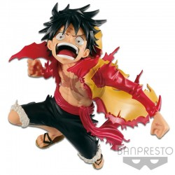 ONE PIECE BANPRESTO WORLD FIGURE COLOSEUM VOL.4 (Luffy)