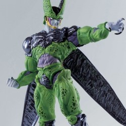 DRAGON BALL Z BANPRESTO WORLD FIGURE COLOSEUM VOL.4 (Perfect Cell)
