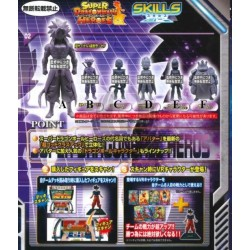DRAGON BALL SUPER  SUPER DRAGON BALL HEROES  SKILL FIGURE VOL.2