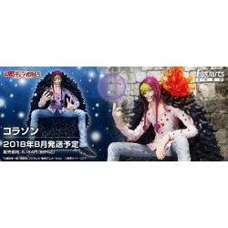 ONE PIECE FIGUARTS ZERO CORAZON