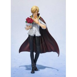 SANJI WHOLE CAKE ISLAND VERSION  ONE PIECE FIGUARTS ZERO