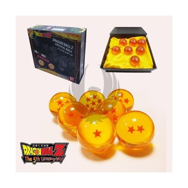 Dragon Ball - 7 Dragon Balls Set