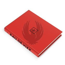 VIXX - 3 Album EAU DE VIXX [RED Ver.]