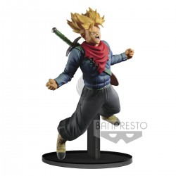 DBZ BANPRESTO WORLD FIGURE COLOSSEUM VOL.6 Super Saiyan Trunks
