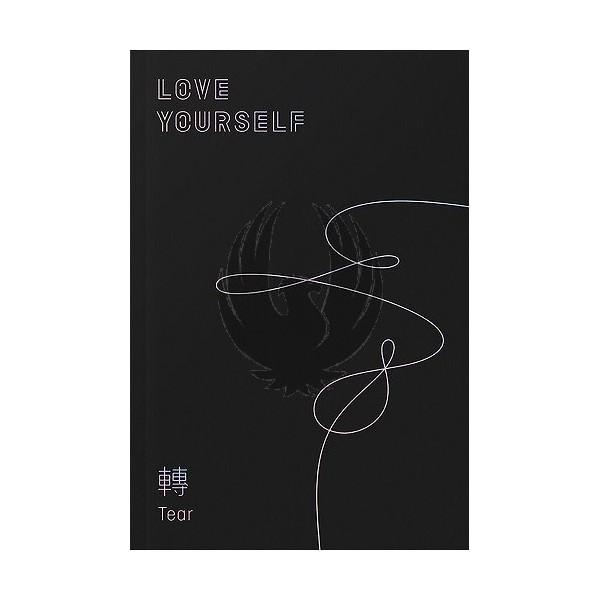 BTS - LOVE YOURSELF  'Tear' [Y Ver.]