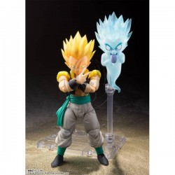 SUPER SAIYAN GOTENKS FIGURA  DRAGON BALL SUPER SH FIGUARTS