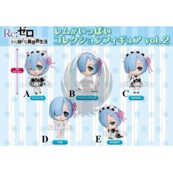 RE : ZERO  COLLECTION FIGURE VOL.2