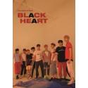 UNB - BLACK HEART [Black Ver.]