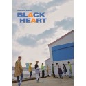 UNB - BLACK HEART [Heart Ver.]