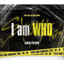 STRAY KIDS - I AM WHO [Who Ver.]