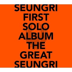 SEUNGRI) - 1º Album THE GREAT SEUNGRI [Orange Ver.]