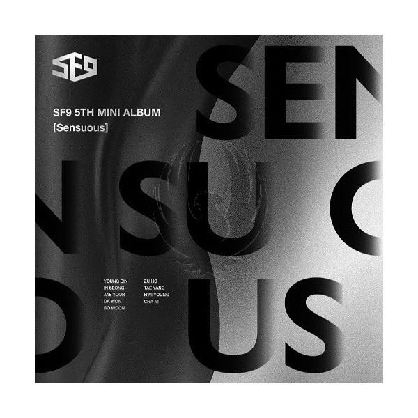 SF9 - SENSUOUS [Hidden Emotion Ver.]